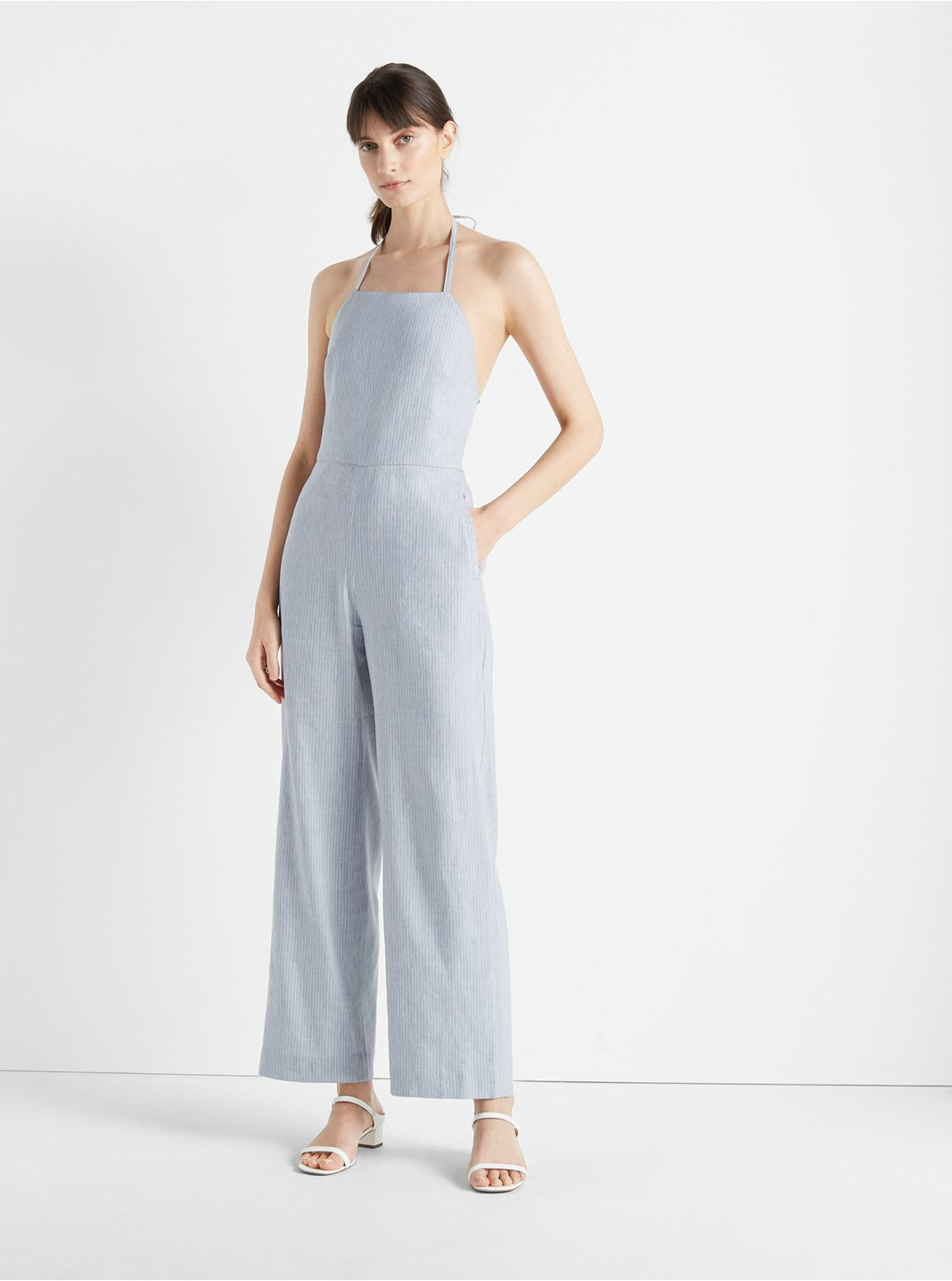 Backless Jumpsuit
