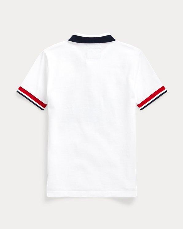 Team USA Mesh Polo Shirt