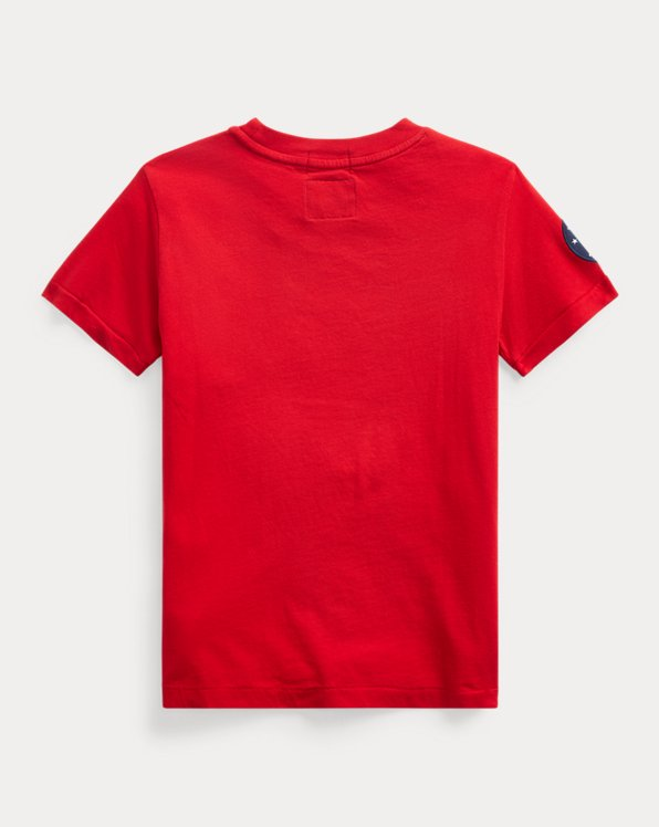 Team USA One-Year-Out Cotton Tee