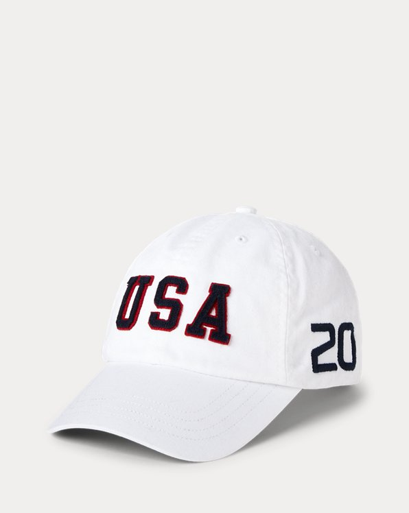 Team USA One-Year-Out Chino Ball Cap