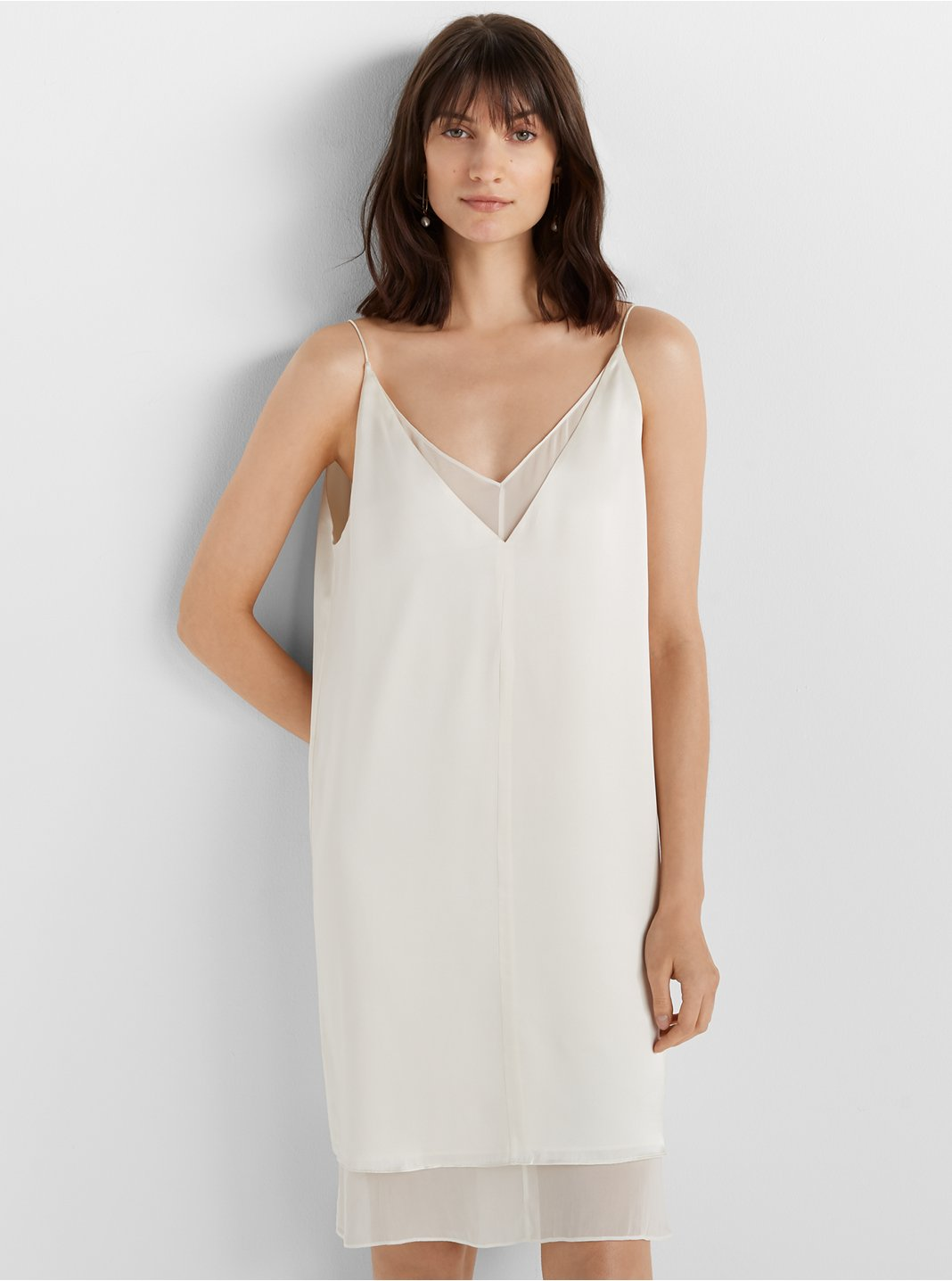 Two-Layer Slip Dress