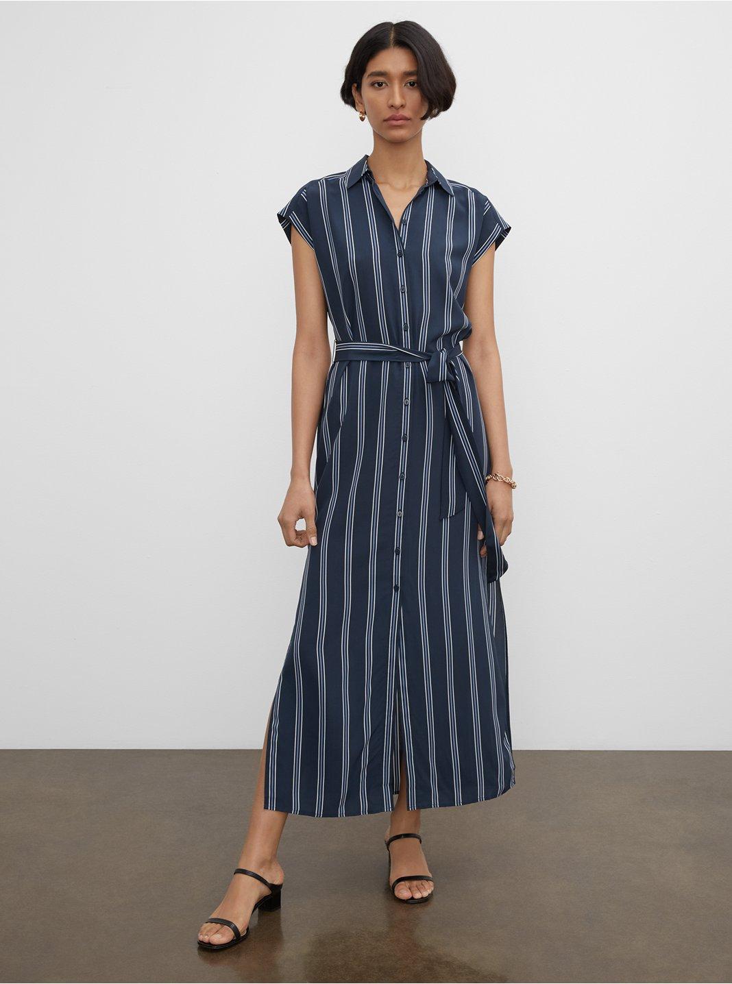 Danielle Silk Dress