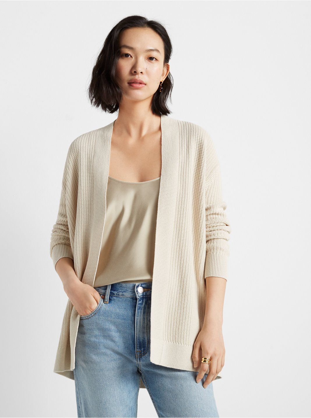 Essential Summer Cardigan