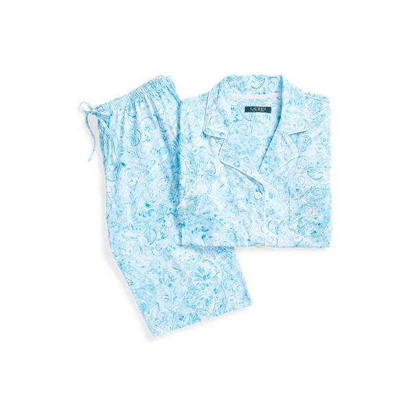 Polo Ralph Lauren Cotton Bermuda PJ Set