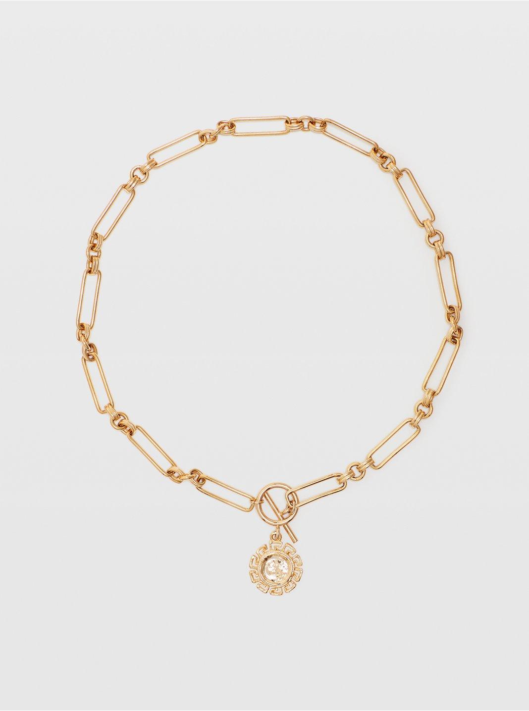 Serefina Short Link Necklace