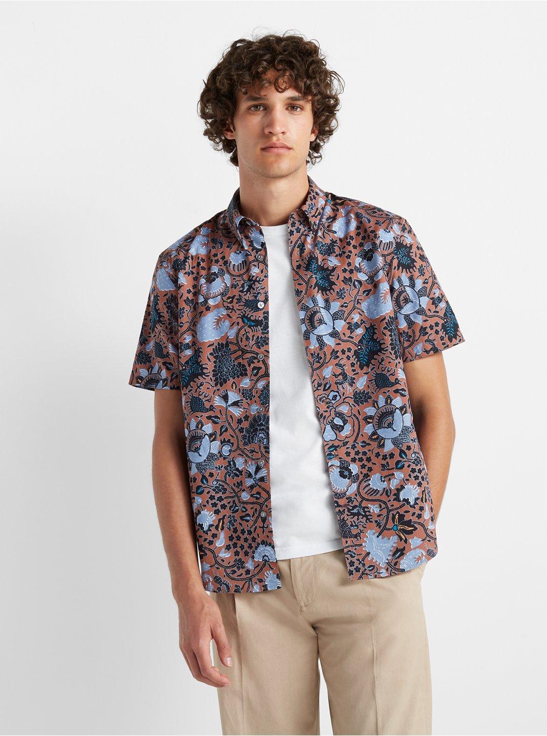 Short Sleeve Forest Shirt