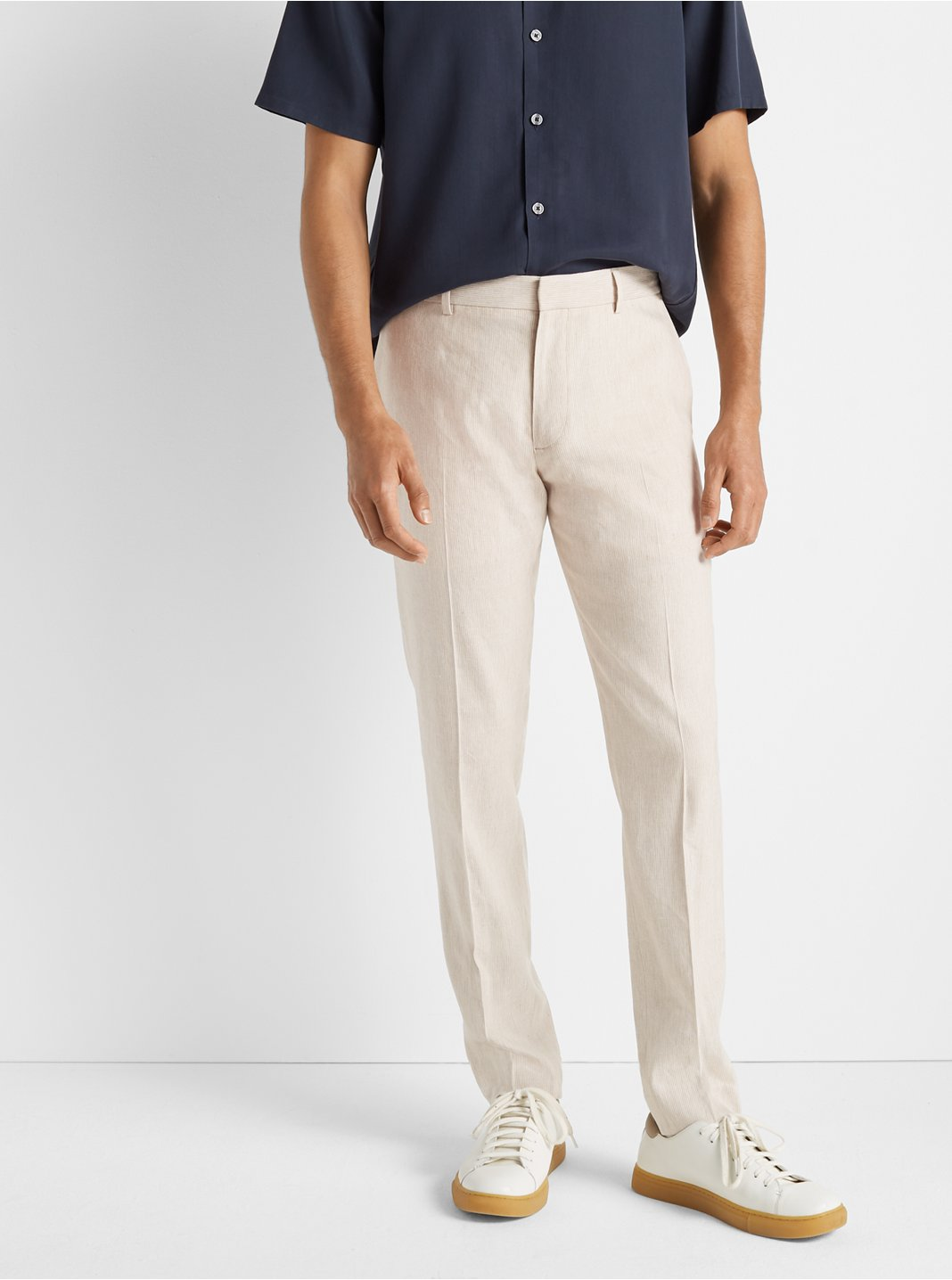 Sutton Thin Stripe Trouser