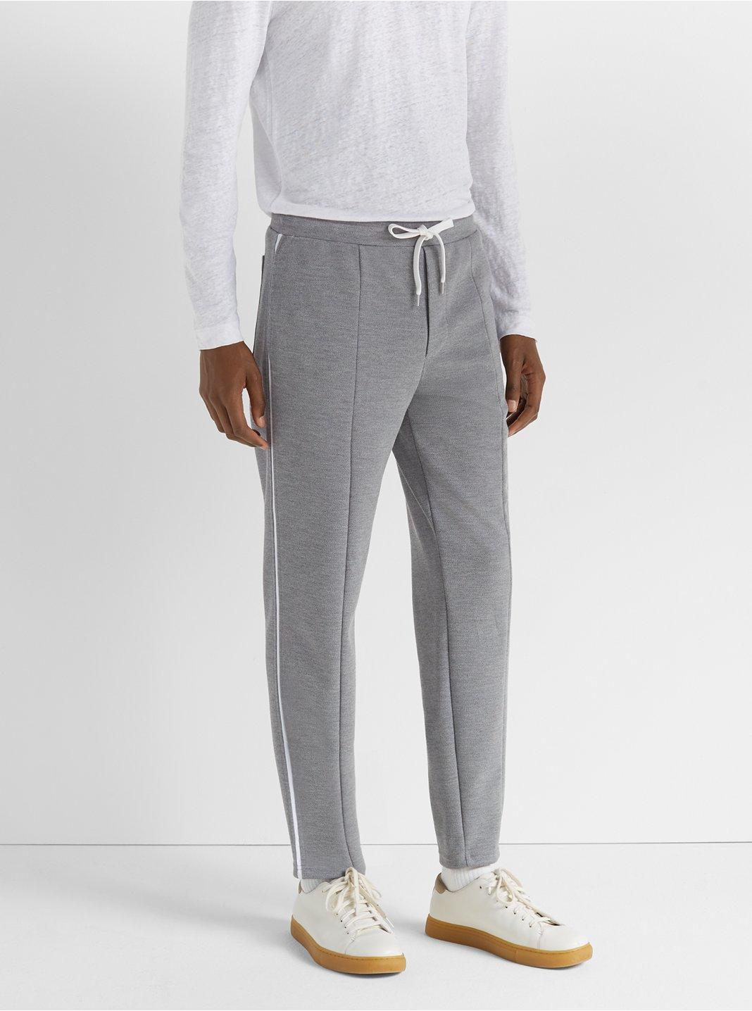 Pique Sweatpants