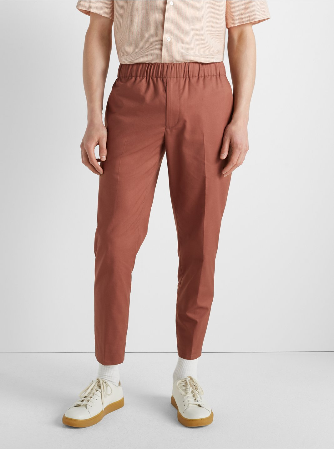 Elasticated Waist Pants