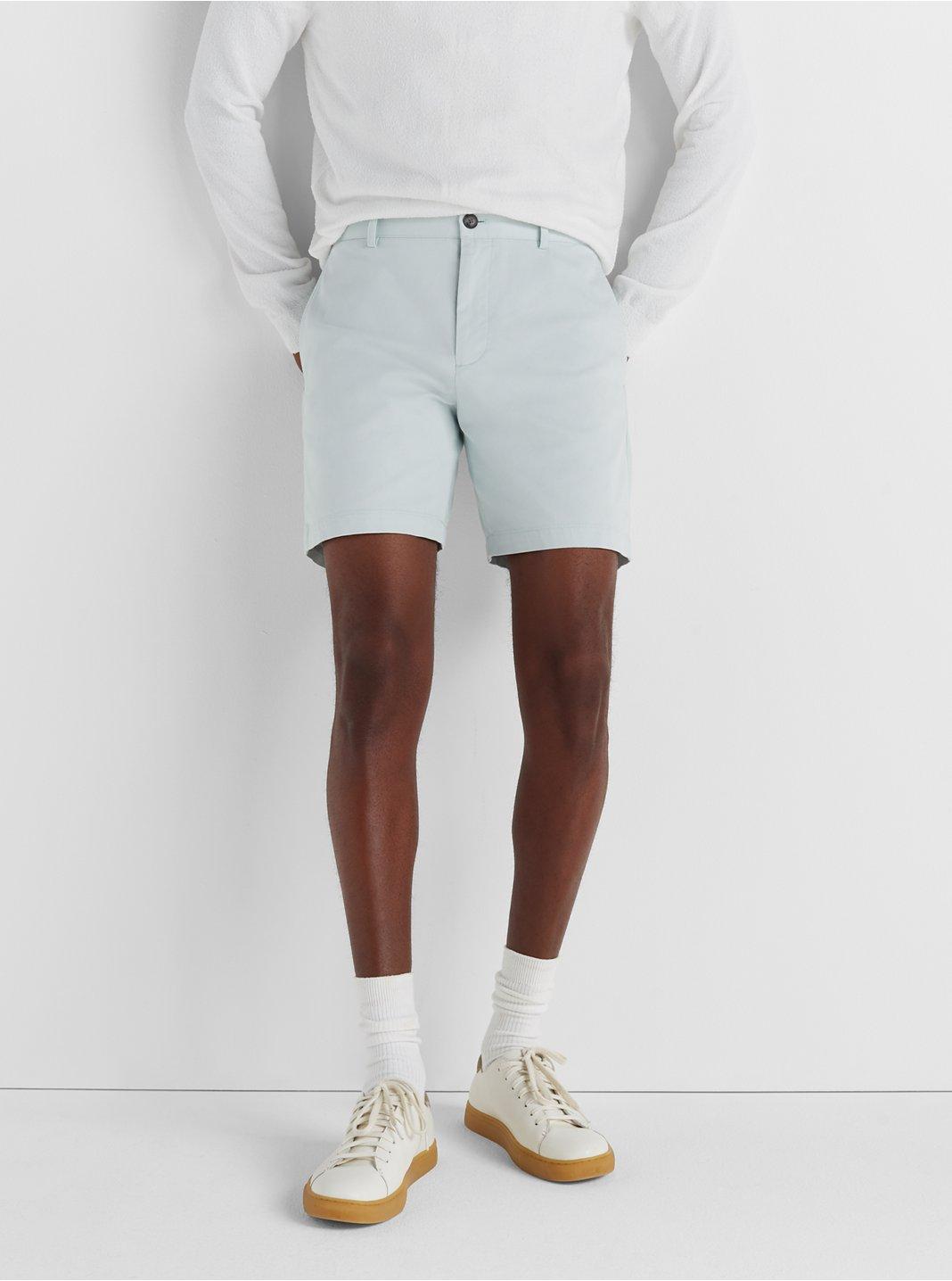 """Baxter Texture 7"""" Shorts"""