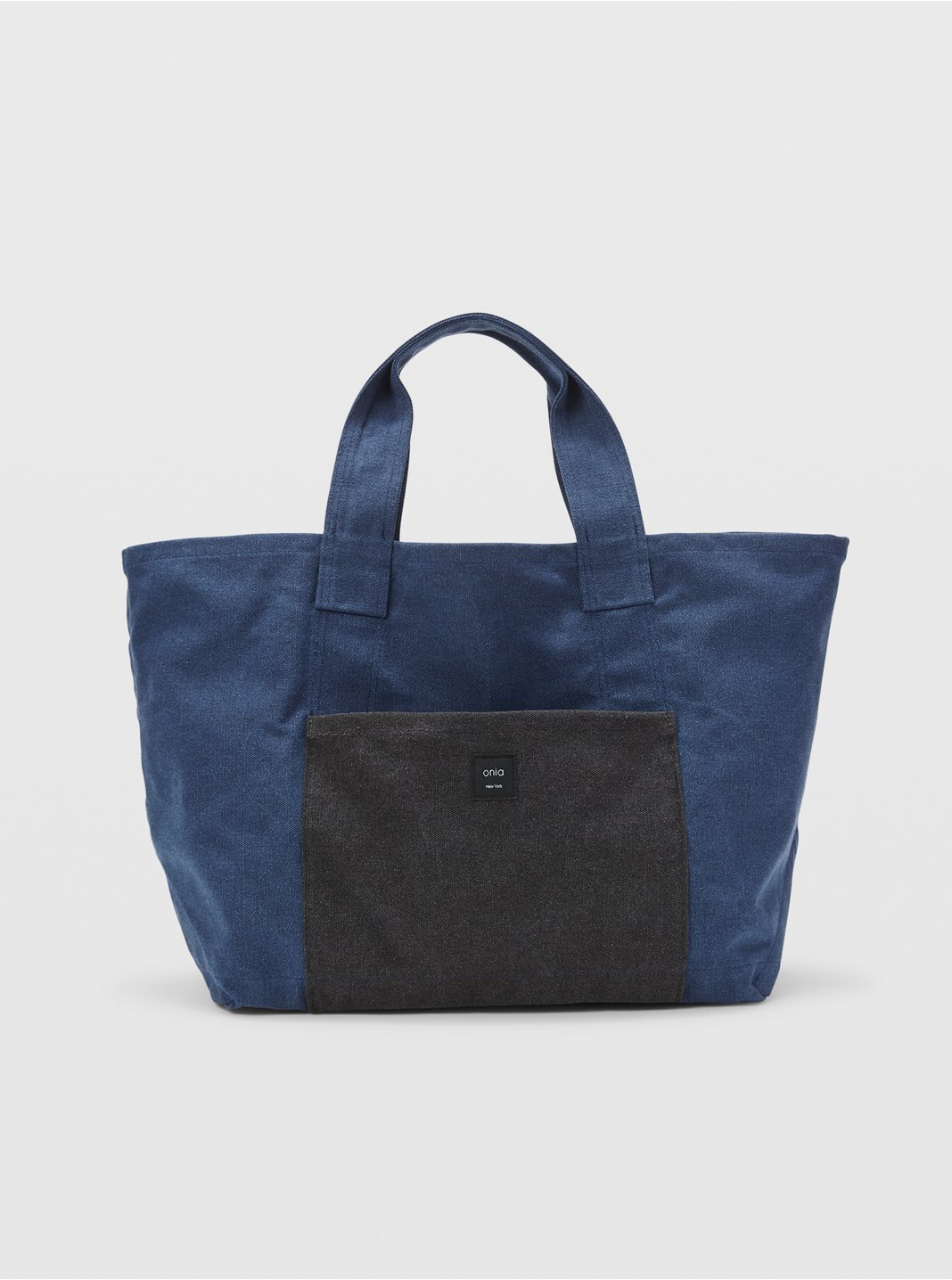 Onia Waxed Canvas Tote
