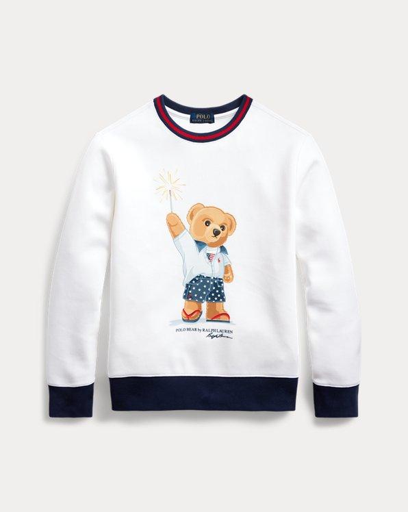 Sparkler Bear Sweatshirt