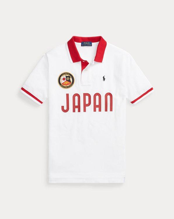 Le polo coupe classique Japon