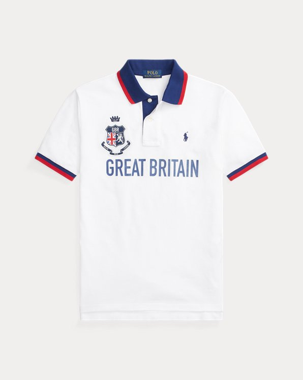 The Classic Fit Britain Polo