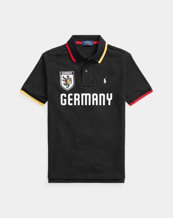 The Classic Fit Germany Polo