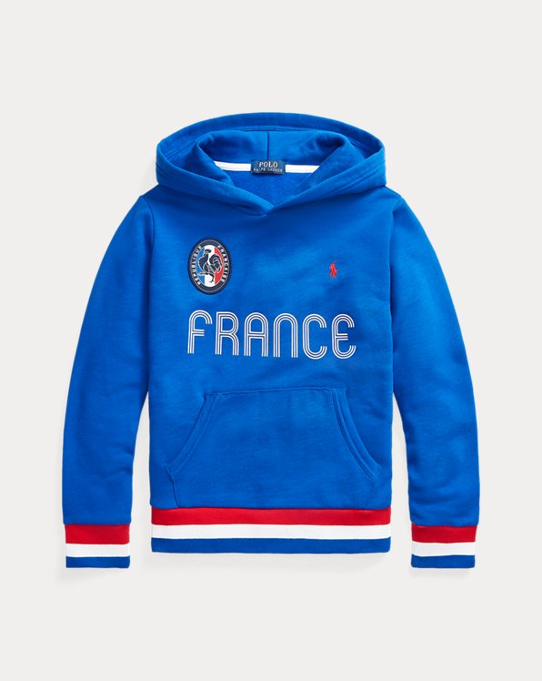 Le sweat à capuche France