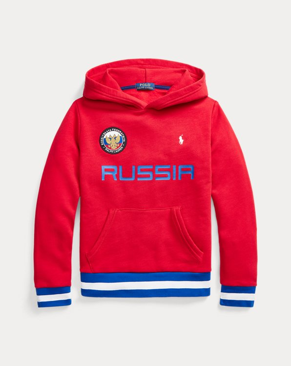 Sweat à capuche Russie