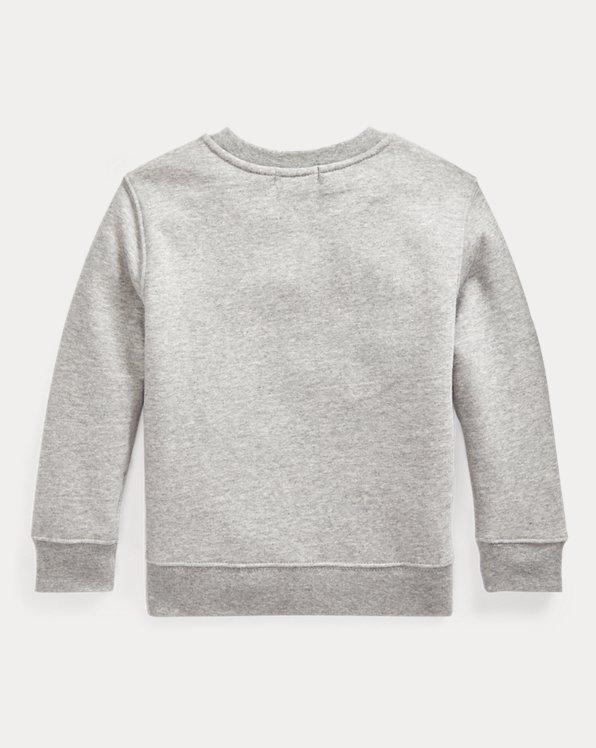 London Bear Fleece Sweatshirt