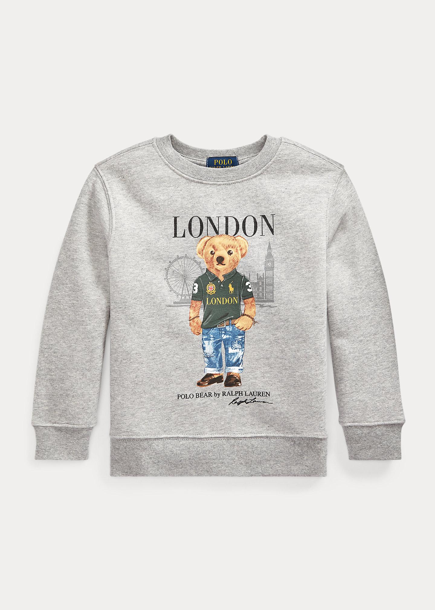 Polo Ralph Lauren Polo Bear London Bear Sweatshirt