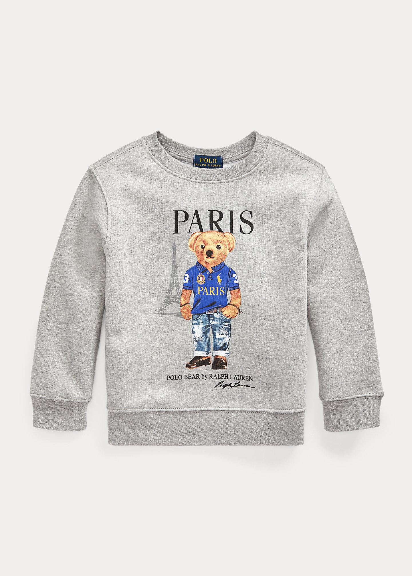 Polo Ralph Lauren Polo Bear Paris Bear Sweatshirt
