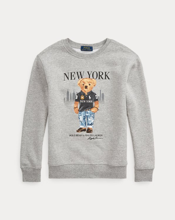 Sweat Polo Bear - New York Bear