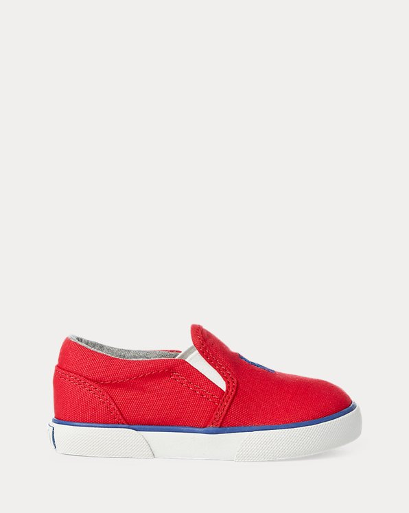 Bal Harbour Canvas Trainer