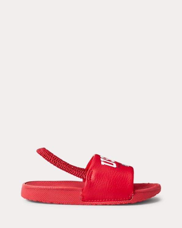 Iver USA Faux-Leather Sandal