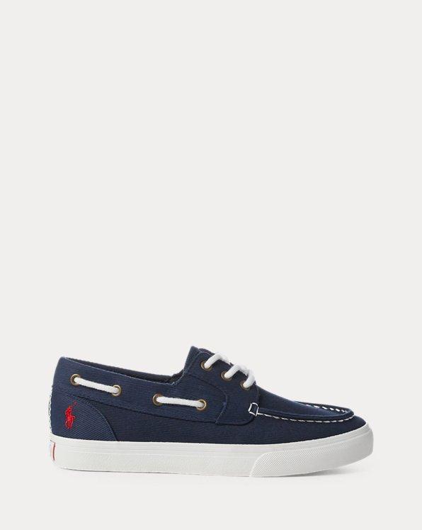 Chaussures bateau Bridgeport coton