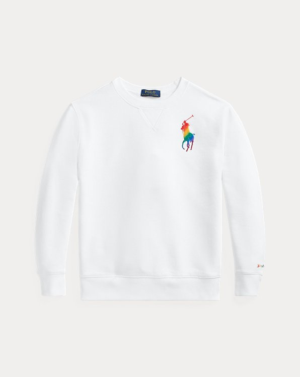 Fleece-Sweatshirt Pride