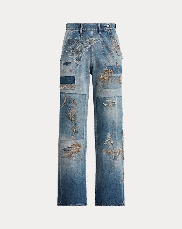 Jeans Rosie corti decorati