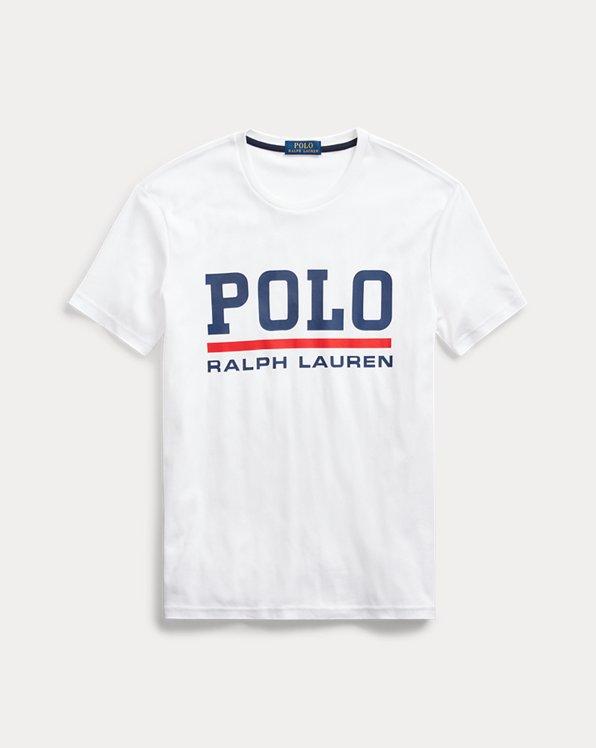 Klassisches T-Shirt aus Baumwolle