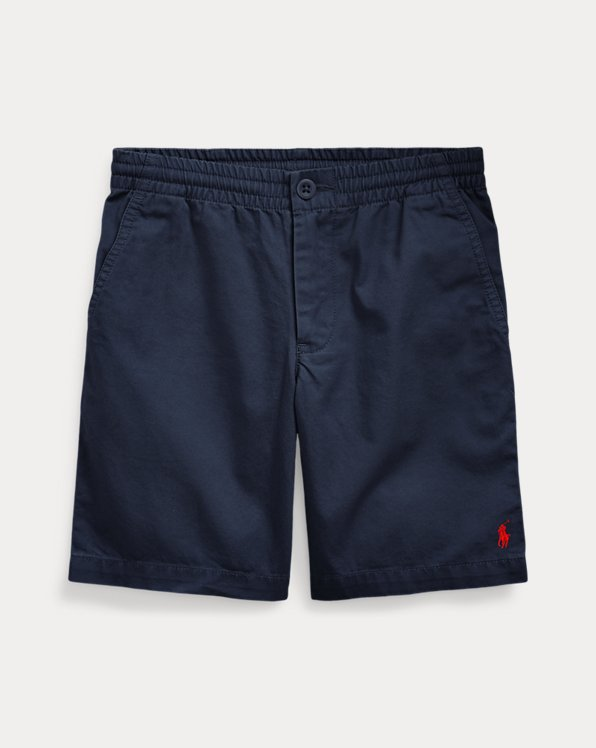 Short in chino Prepster Polo
