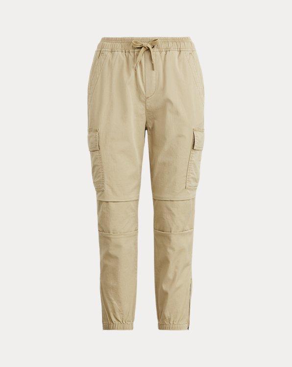 Pantaloni da jogging in chino