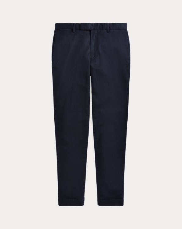 Tailored Slim Fit Twill Trouser