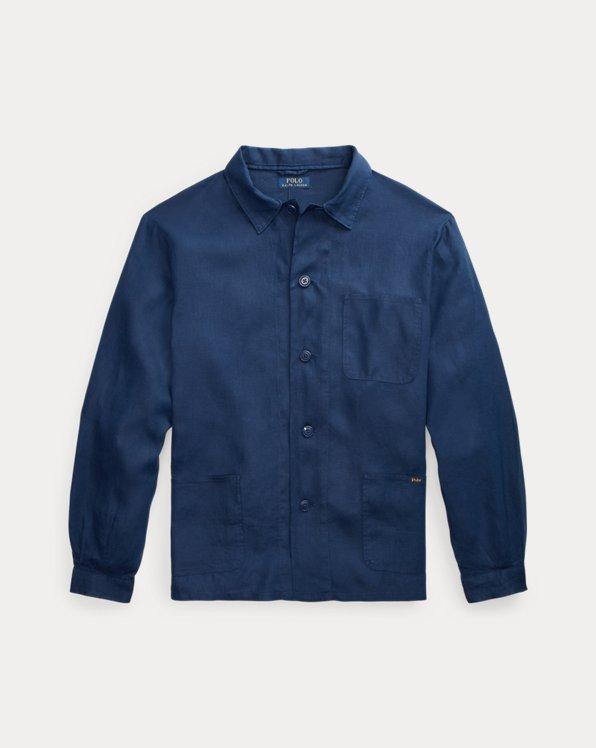 Slim-Fit Hemd aus Interlock