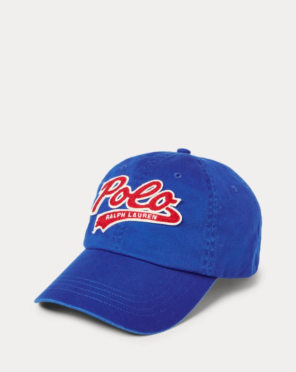 Logo-Patch Chino Ball Cap