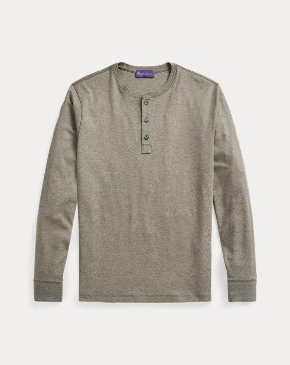 Interlock Henley Shirt