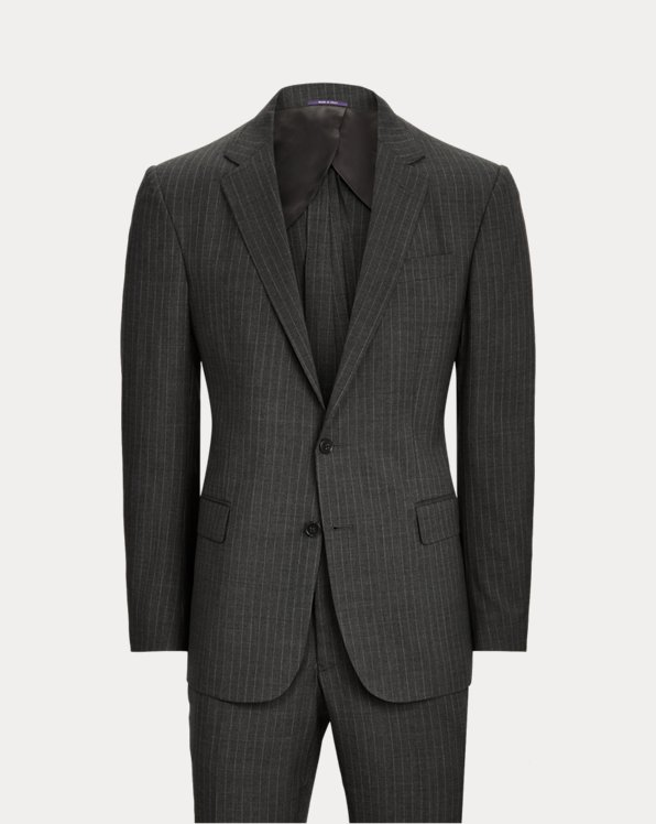 Gregory Wool Twill Suit