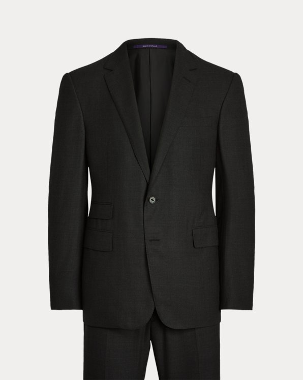 Gregory Wool Birdseye Suit