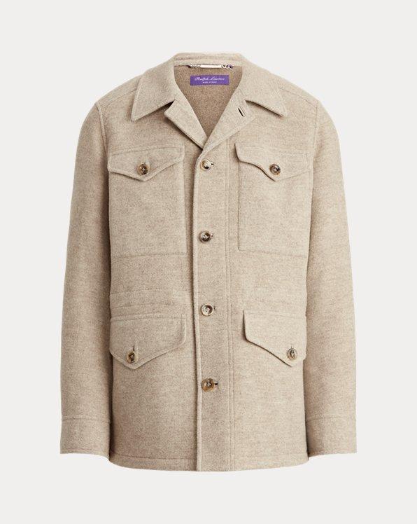 Mapleton Merino Field Jacket