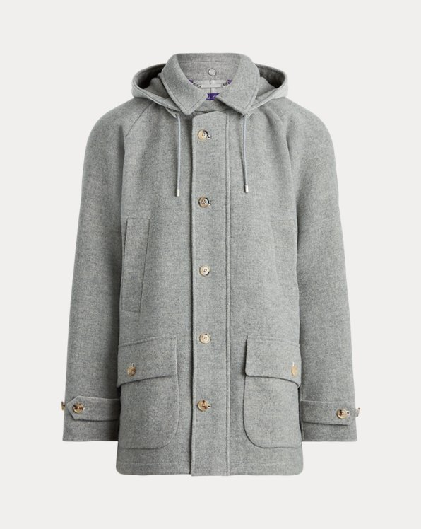 Jenson Merino Wool Stable Coat