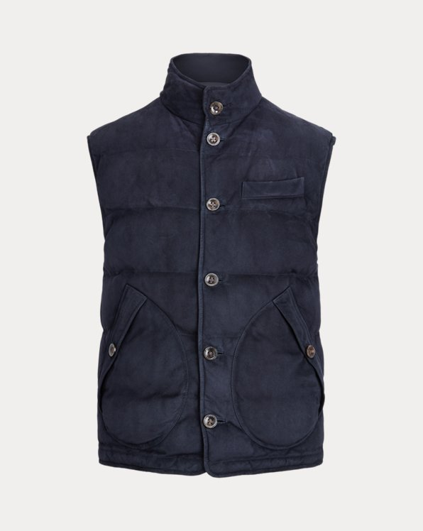 Gilet Mardell double-face
