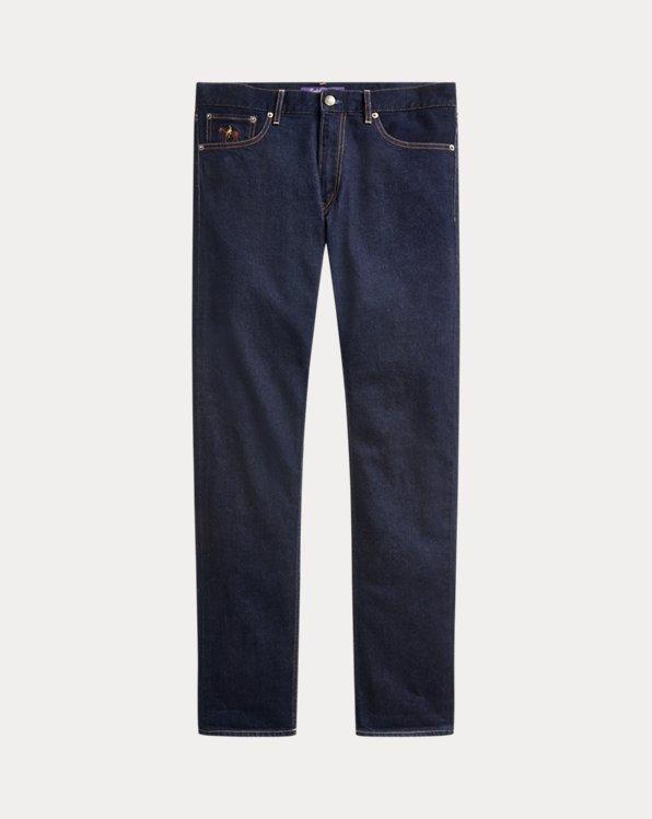Jean slim stretch lisière selvedge