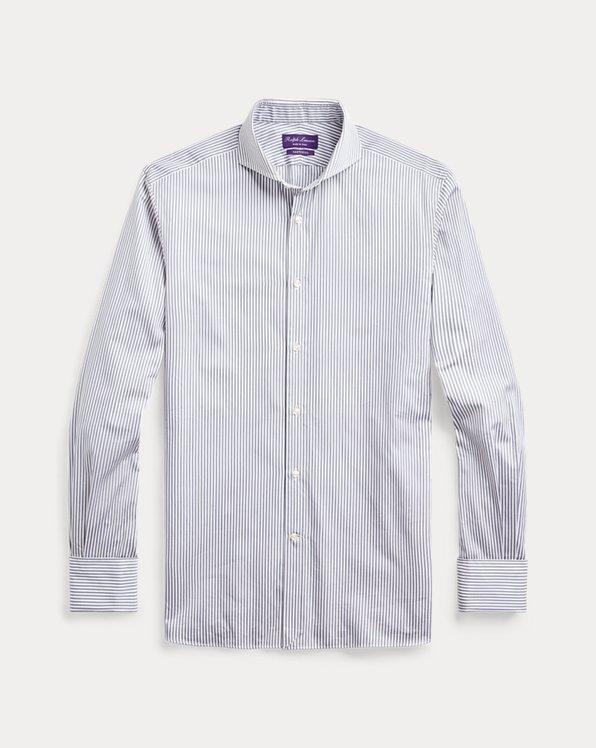 Keaton Bengal-Stripe Shirt