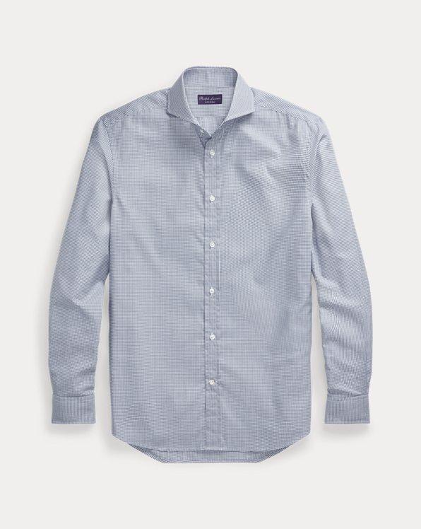 Keaton Tattersall Twill Shirt