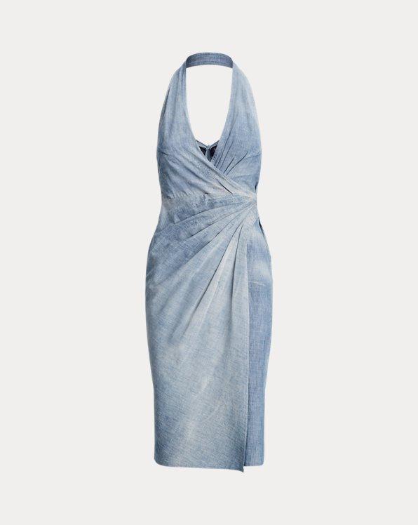 Nelma Chambray Dress