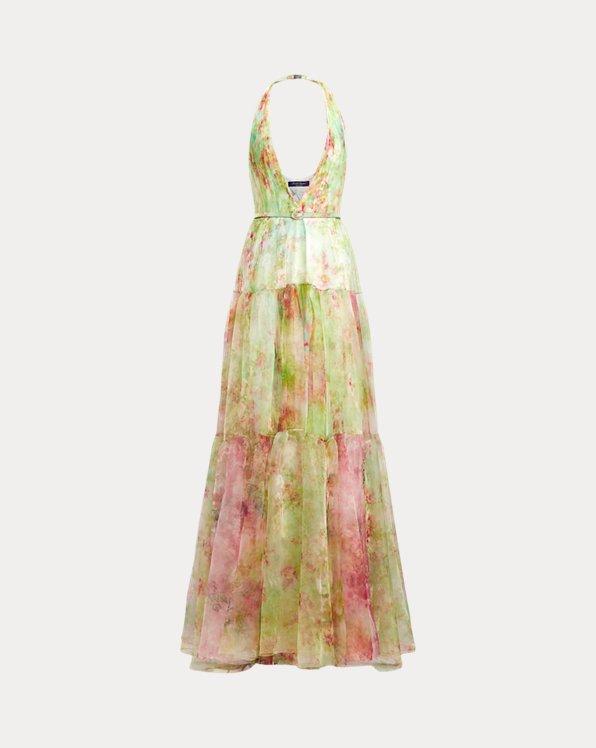 Verona Floral Organza Dress