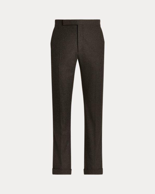 Gregory Wool Flannel Trouser