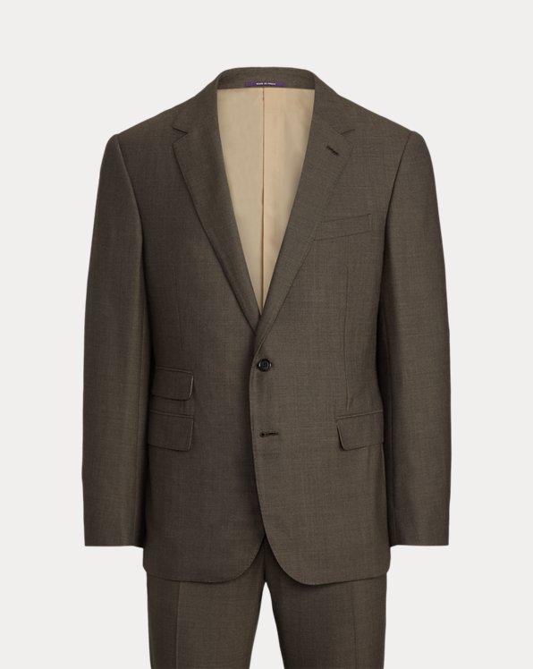 Gregory Wool Birdseye Suit