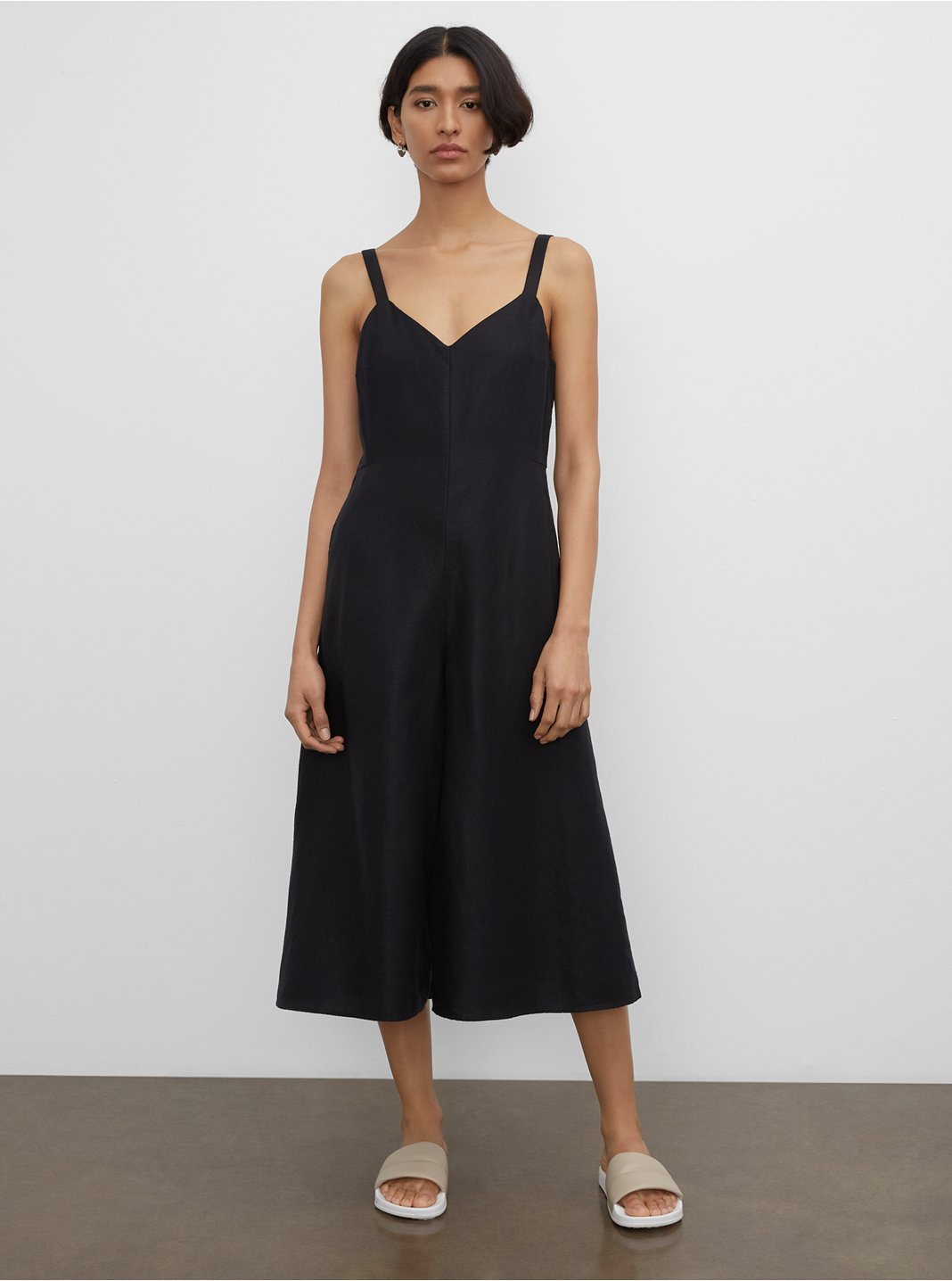 Mid-Length Jumpsuit